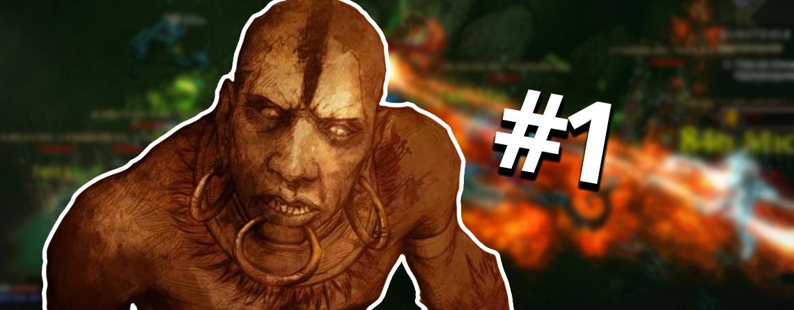 Eine der schlechtesten Klassen aus Diablo 3 ist nun die beste