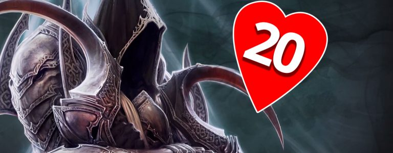 Diablo 3 Season 20 Herz Titel