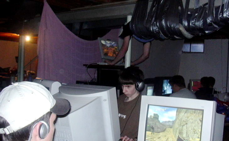Duct Taped Gamer Photo