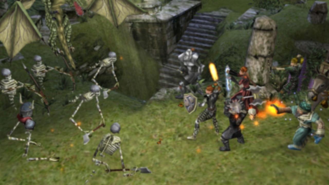 Dungeon Siege Quiz