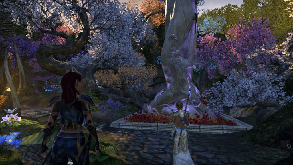 ESO Housing Bosmer Altmer