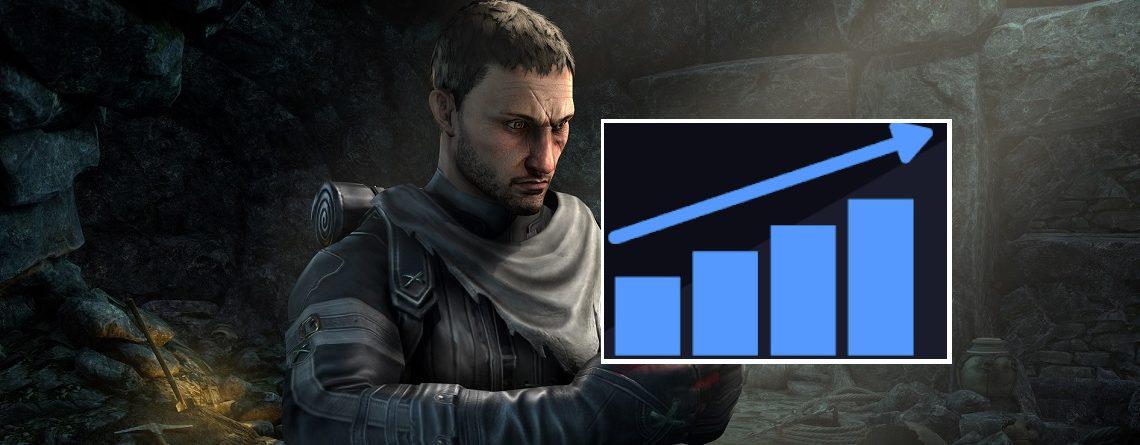 ESO ist plötzlich der MMORPG-Liebling auf Twitch, weil sie die Zuschauer bestechen