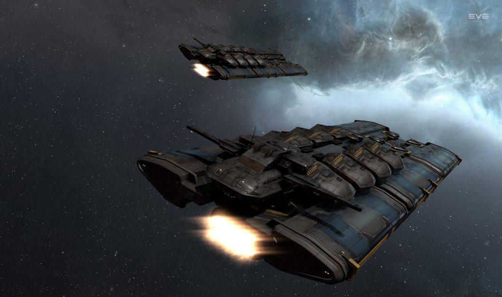 EVE Online Orca Tranporter
