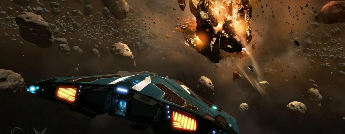Diese Gruppe rettete in einem Weltraum-MMO über 70.000 Spieler – Warum?