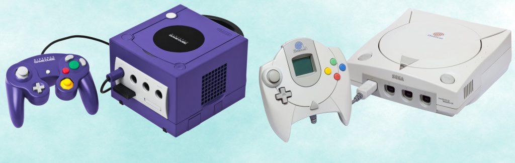 Erfolglose Konkurrenz der PlayStation2