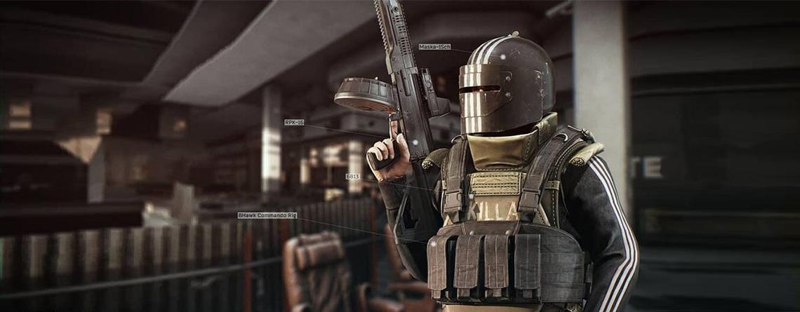 Escape from Tarkov: Das Looten im Looter-Shooter wird jetzt bestraft, Spieler sind erzürnt