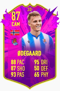 FIFA 20 Odegaard