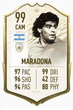 FIFA 20 Maradona