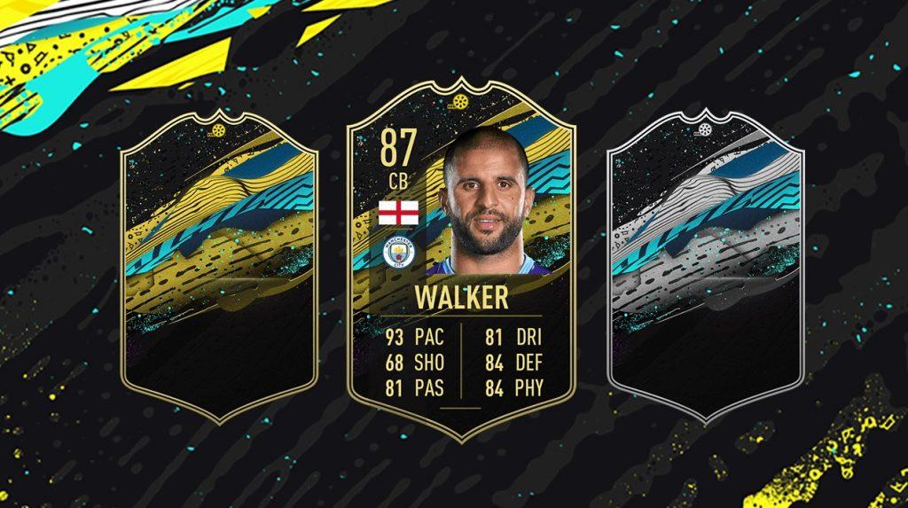 FIFA 20 TOTW Walker