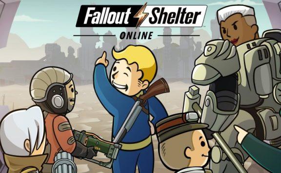 Fallout Shelter Online Titel