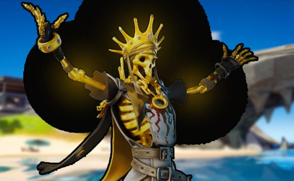 Fortnite aurum-skin titel