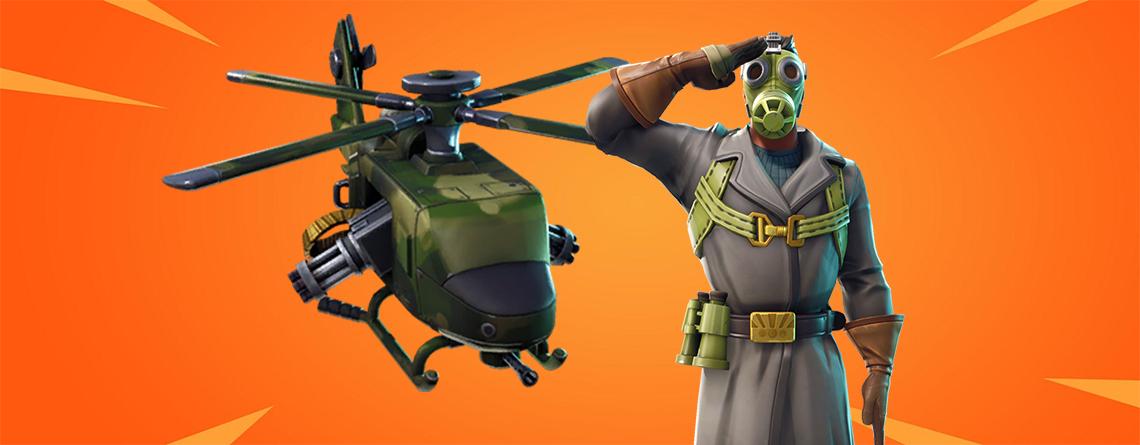 Fortnite hat jetzt die gefürchteten Helikopter – sind sie wirklich so stark?
