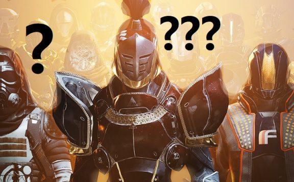 Frage exos Titel Hüter Destiny 2
