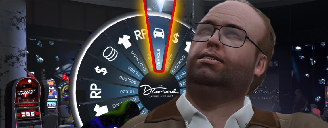 Glücksrad in GTA Online: So gewinnt ihr angeblich immer das Auto