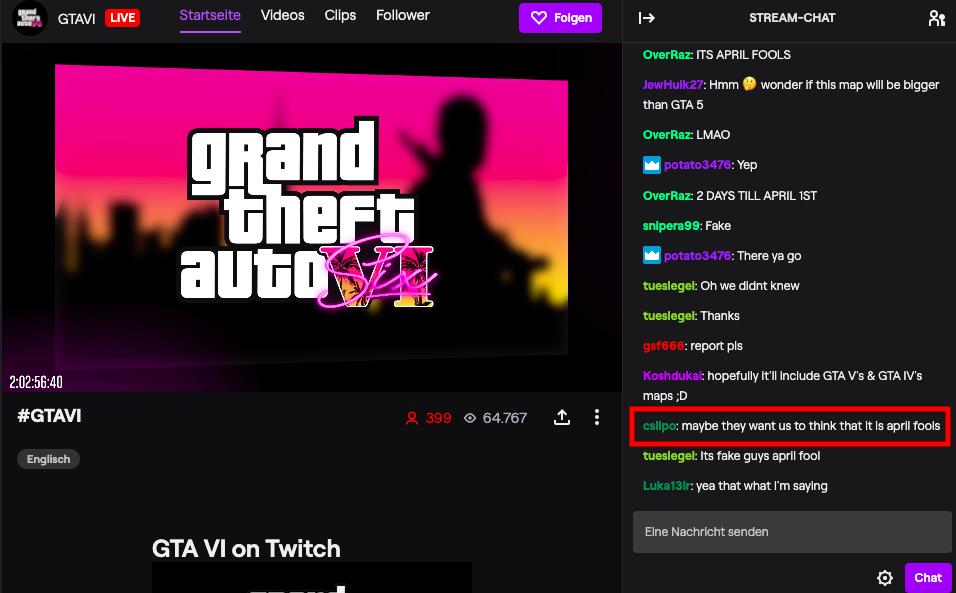 GTA-kommentar-leak