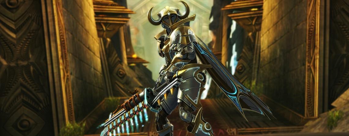 Guild Wars 2: So kommt ihr an die neuen Runen-Rüstungen und Legions-Waffen