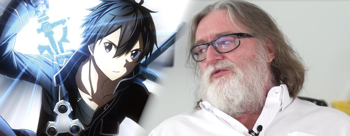 Einer der mächtigsten Männer im Gaming glaubt: Wir nähern uns Sword Art Online