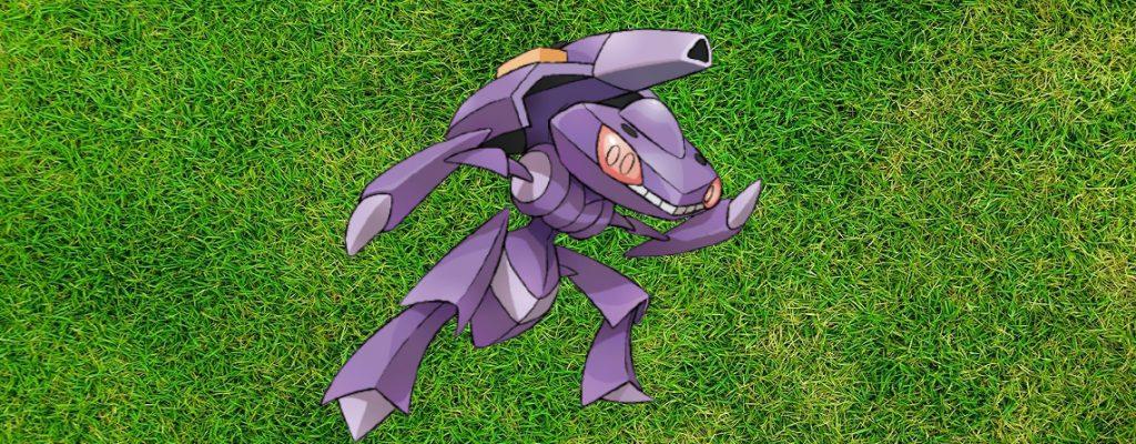 Pokémon GO Gensect Gras
