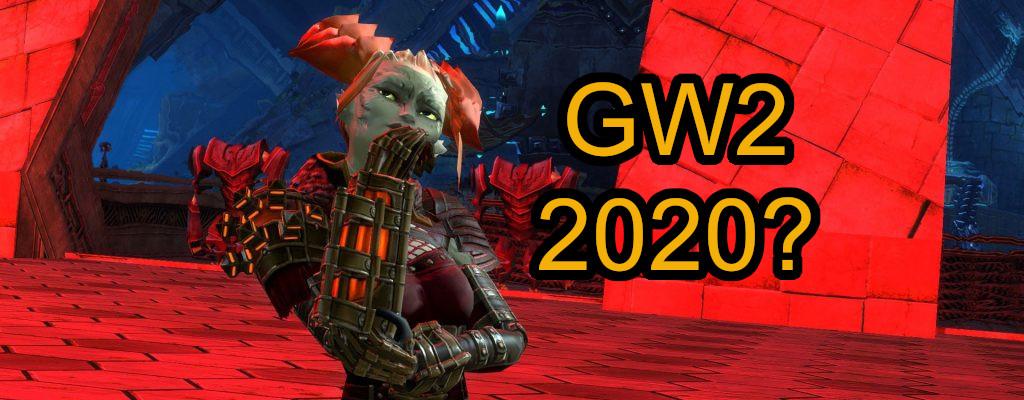 Lohnt es sich 2020 noch mit Guild Wars 2 anzufangen?