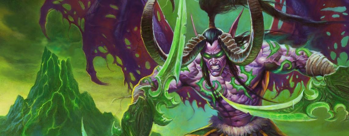 Hearthstone: So verspotten Spieler die neue Klasse Dämonenjäger