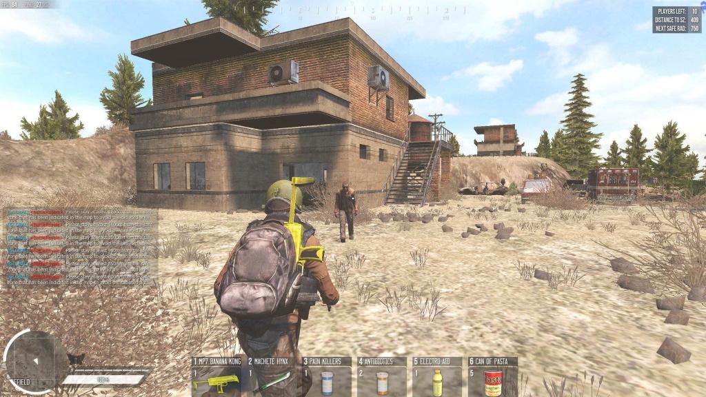 Infestation Battle Royale Screenshot