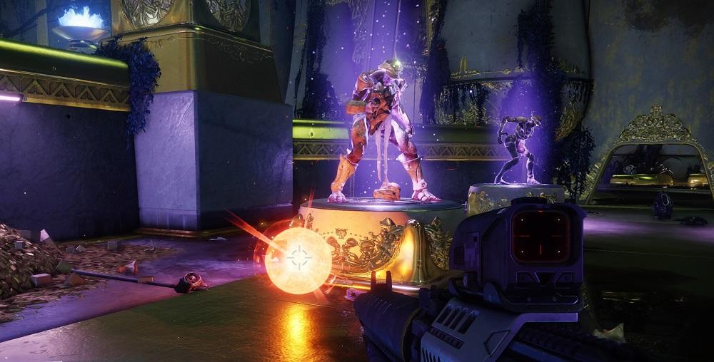 Kriegsgeistzelle Seraph Waffe Destiny 2