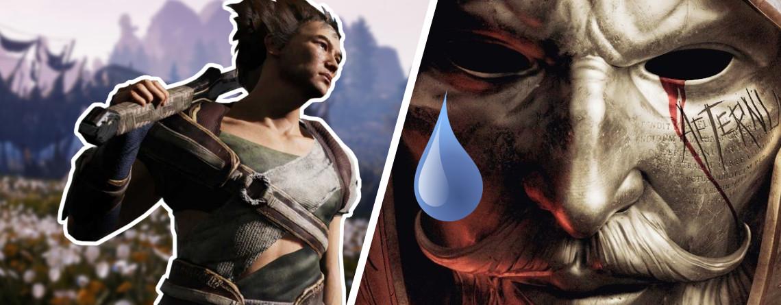 Neues Survival-MMO erinnert frech daran, was es besser kann als New World