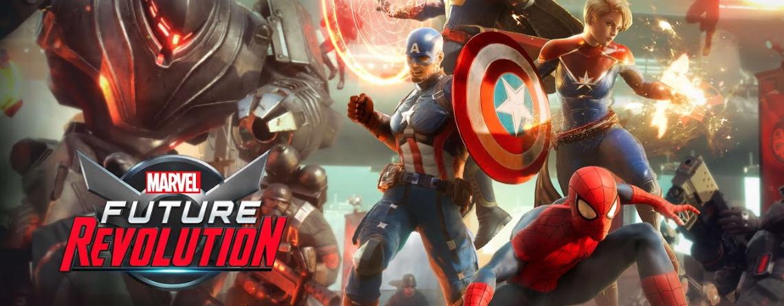 Neues Marvel Mobile-RPG sieht richtig gut aus, wird wohl der nächste Mega-Seller