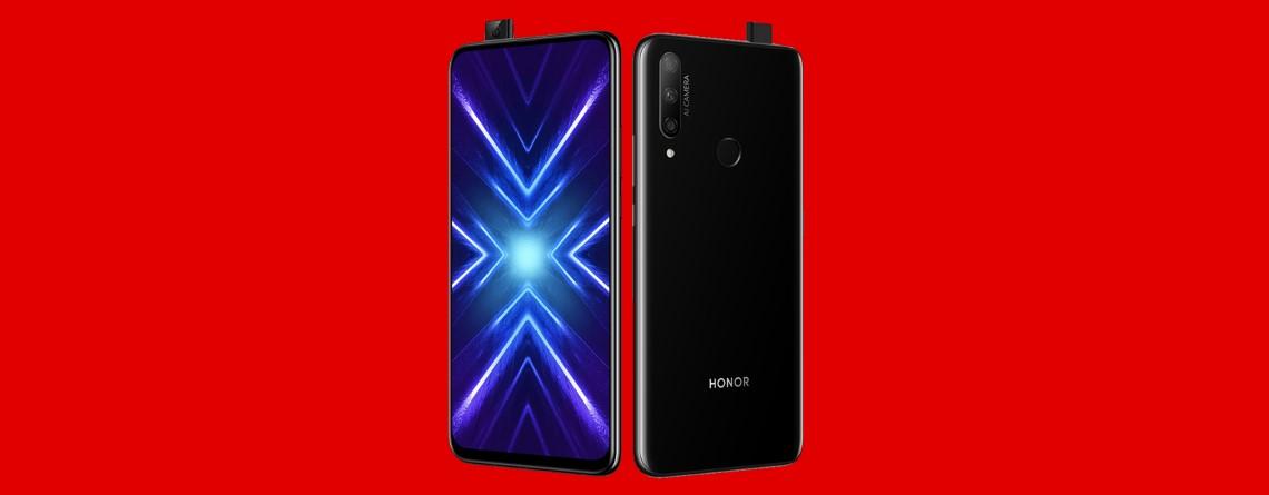 Honor 9X mit Pop-up-Cam und mehr aktuell vergünstigt bei MediaMarkt