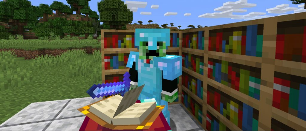Minecraft Enchanting Guide Fully Enchanted