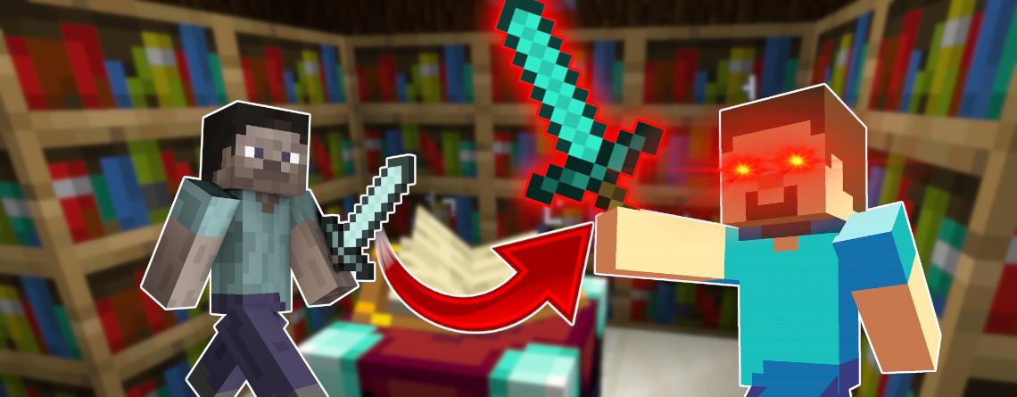 Minecraft Guide: Alles, was ihr zum Verzaubern wissen müsst