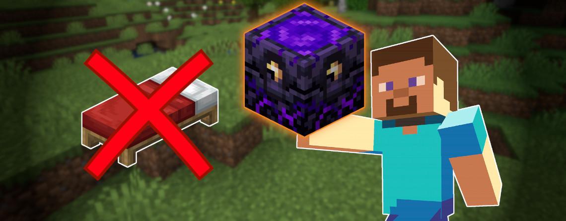 10 Jahre nach Release des Nethers ändert Minecraft seine wichtigste Regel