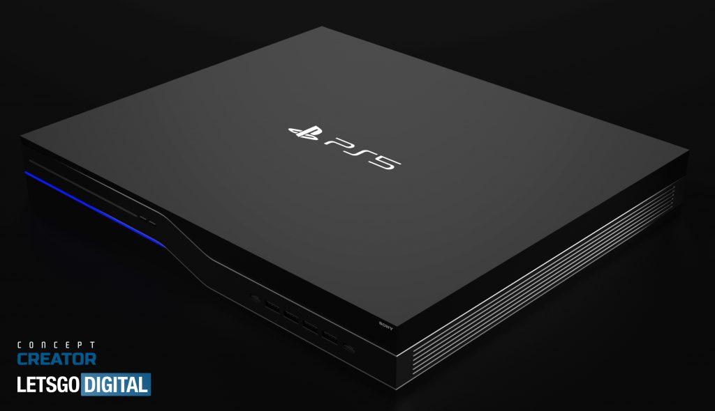 PS5 Design - Edel und zeitlos