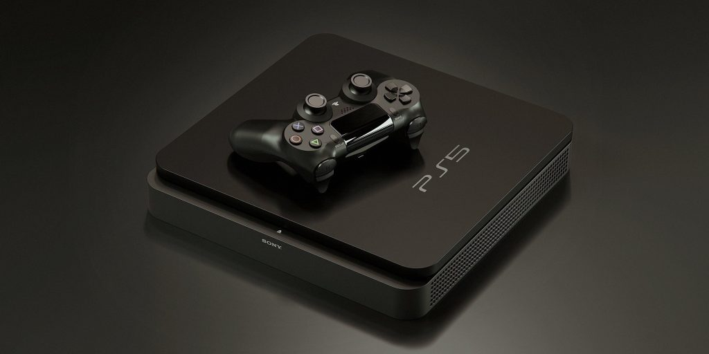 PS5 Design - Quader
