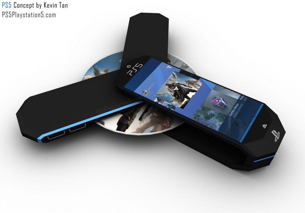 PS5 Design - Transformer