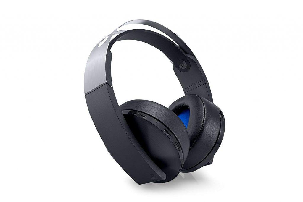 PlayStation 4 Platinum Headset
