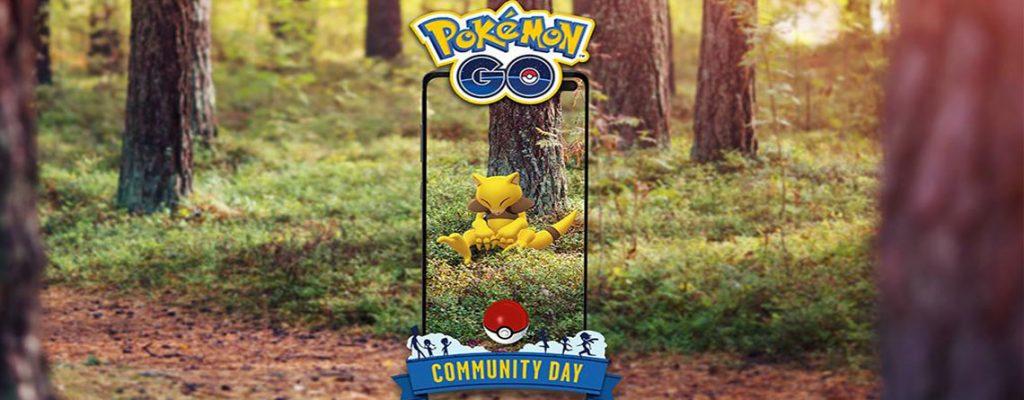 Pokemon GO Community Day Abra