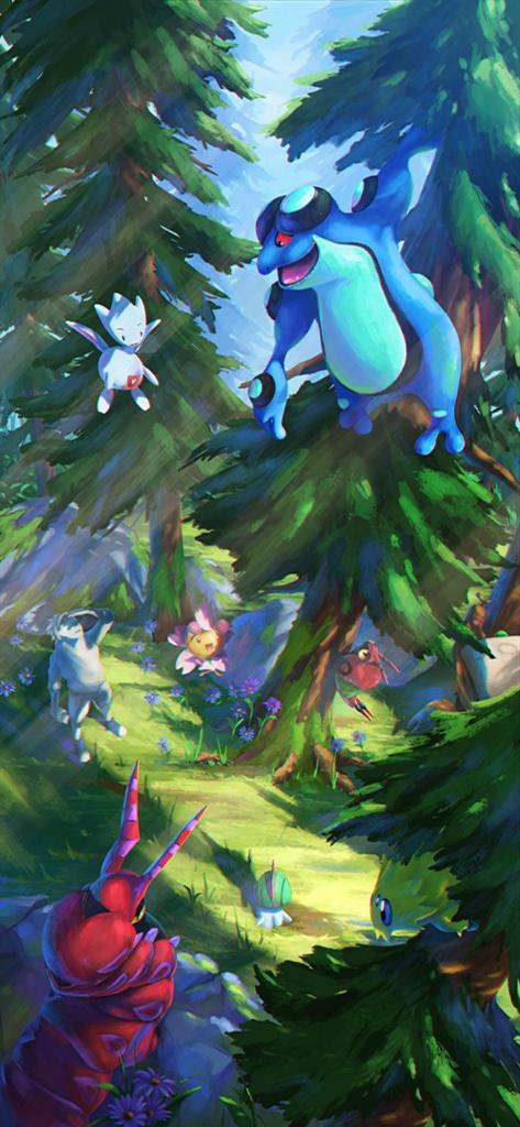 Pokemon Go Ladebildschirm