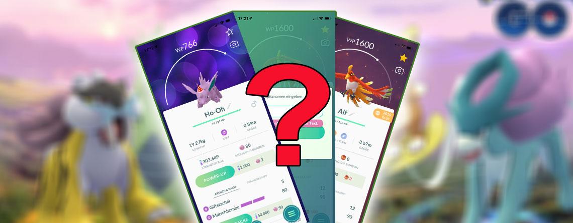 Spitznamen in Pokémon GO verwirren Spieler – Seltsamer Bug sieht nach Zensur aus