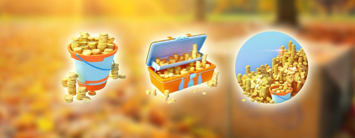 Pokémon GO: Wie es aussieht, bekommen wir echt bald Münzen aus Quests
