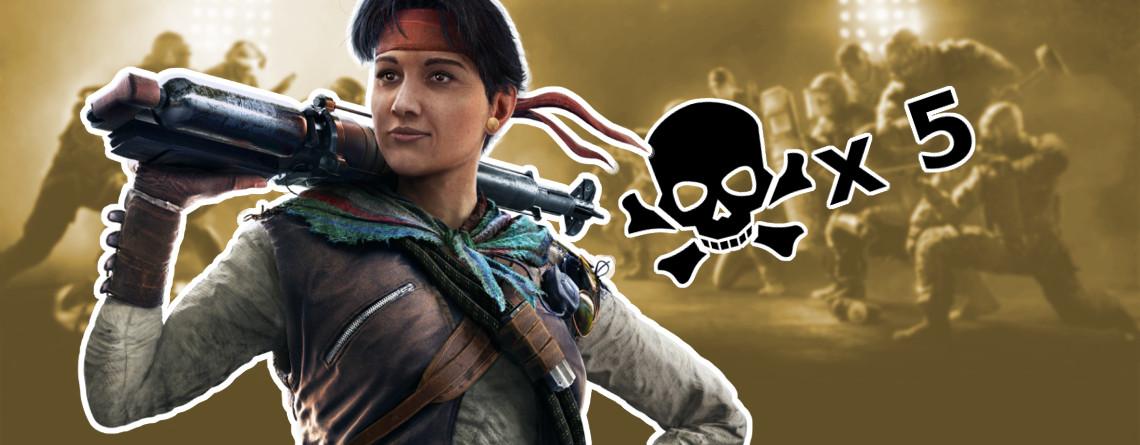 Spieler gelingt in Rainbow Six: Siege die perfekte Runde – Zehntausende staunen