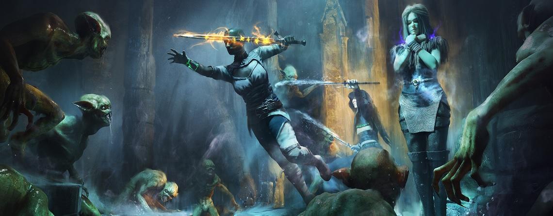 Saga of Lucimia könnte das neue PvE-MMORPG werden, das ihr so sehr wollt