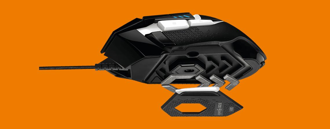 Nur heute: Die Logitech G502 SE HERO für 39 Euro.