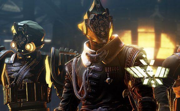 Season 10 Seraph armor destiny 2