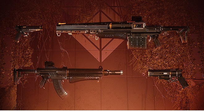 Season 10 Waffen Destiny 2