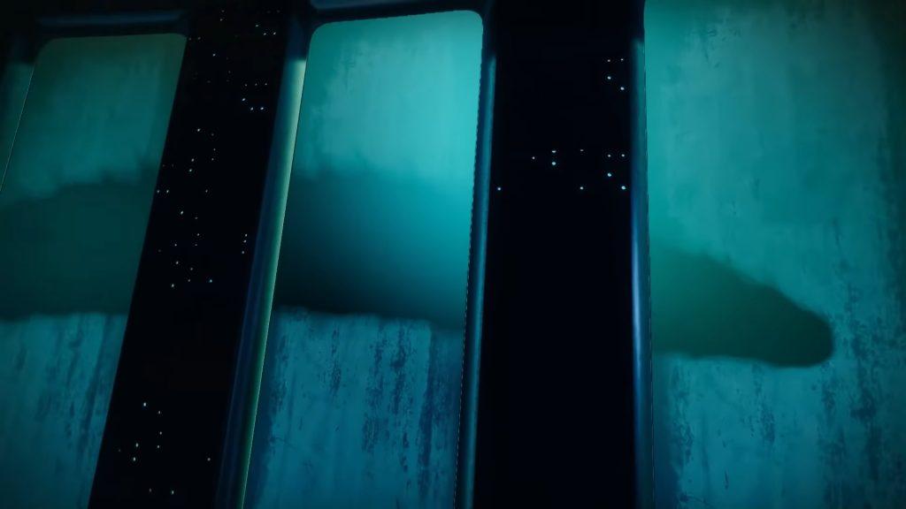 Seemonster Titan Wurm Destiny 2