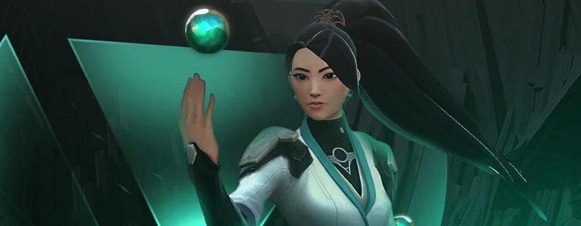 Valorant Shooter Sentinel Sage