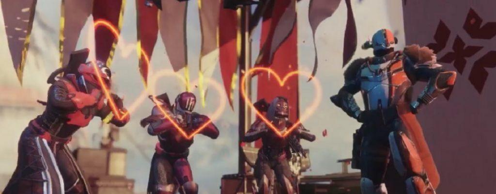 Shaxx love Titel Destiny