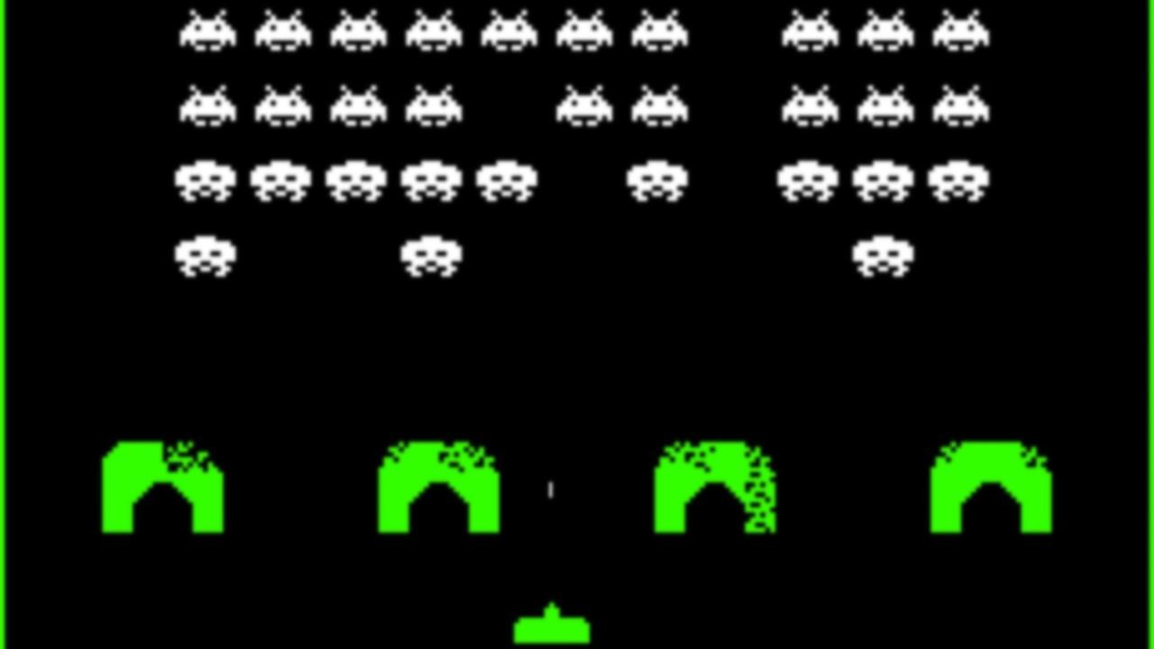 Space Invaders Quiz