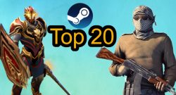 Steam Top 20 März 2020